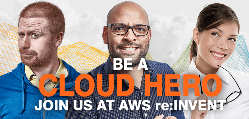 AWS re:Invent 2016, Be the Cloud Hero of Your IT Jungle