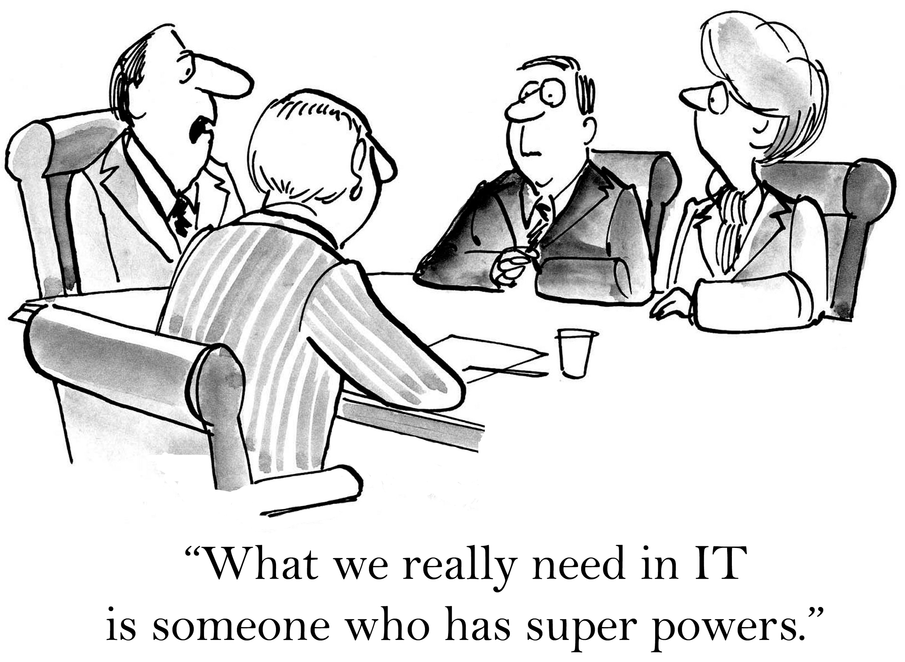 SD-WAN gives your IT team superpowers