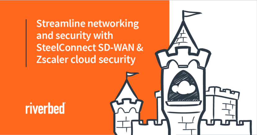Streamline networking and security with SteelConnect SD-WAN and Zscaler cloud security