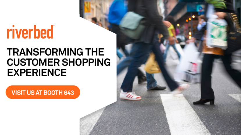 Come see Riverbed at NRF 2018
