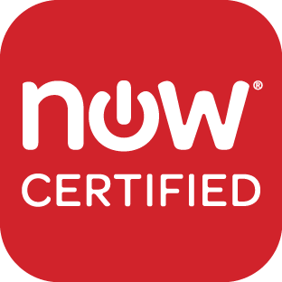 servicenow, now certified