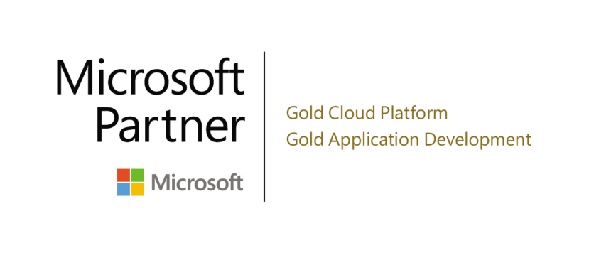 Microsoft Gold Application Development Partner