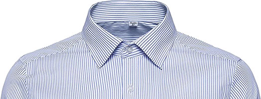 Aliasing: Striped Shirt at Full Size