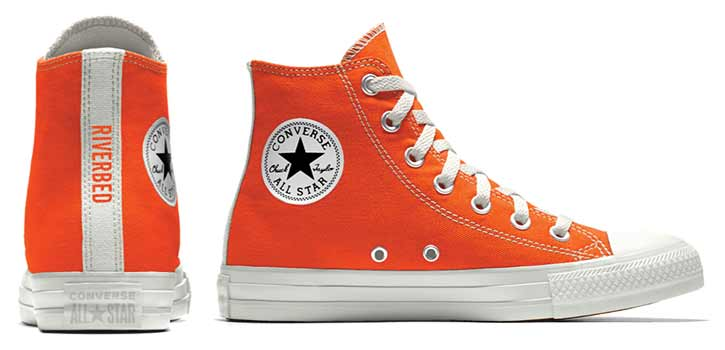 Win cool Converse High Tops from Riverbed at Microsoft Ignite
