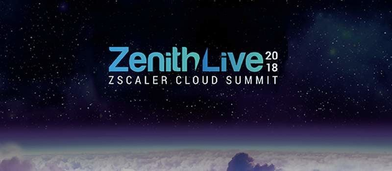 SGS Joins Riverbed Onstage at Zenith Live 2018 to Share Their Digital Transformation Success Story