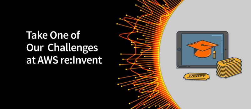 Riverbed Challenges at AWS re:Invent
