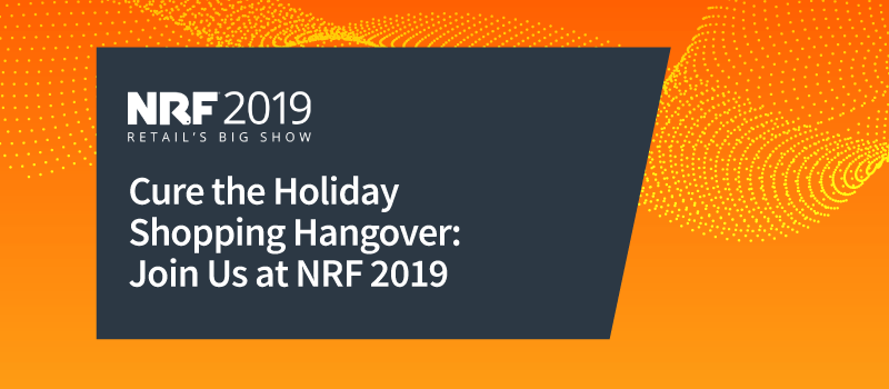 Cure the Holiday Shopping Hangover—Join Riverbed @ NRF 2019
