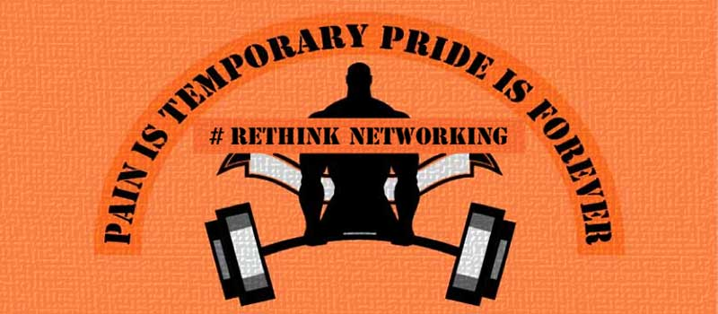 Rethink Networking