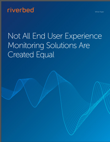 ROI of Digital Experience Monitoring, End User Experience Monitoring, Validate the impact of IT change