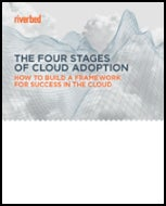 Ebook: The Four Stages of Cloud Adoption