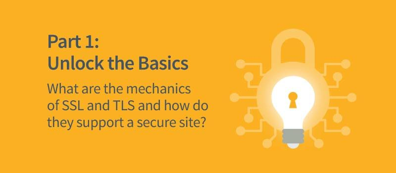 Cracking the Code of SSL and TLS – Part 1