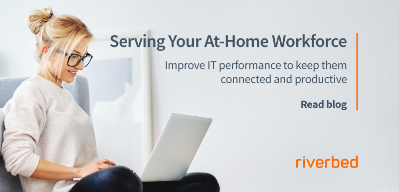 Your Workforce is Working at Home. What Now?