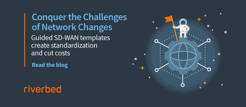 Using SD-WAN Templates for Simplicity, Scale, and Cost Effectiveness