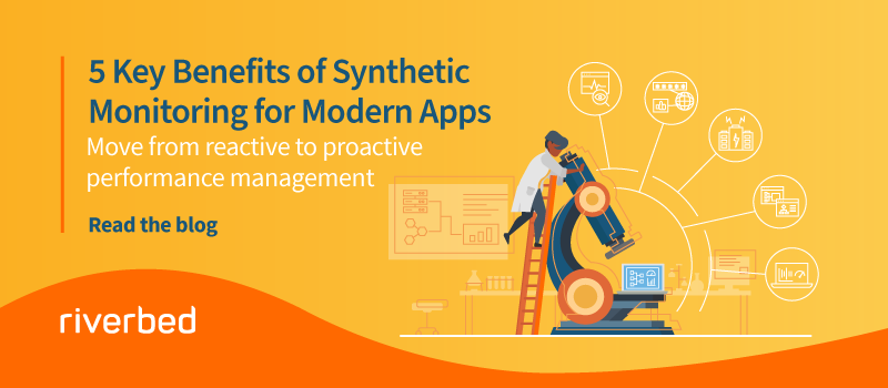 5 Key Benefits of Synthetic Monitoring for Modern Apps