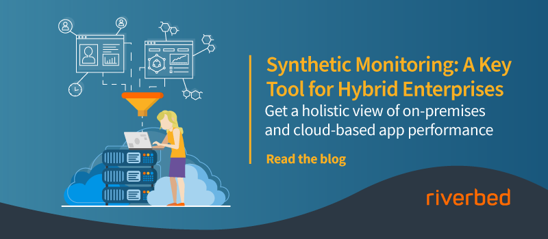 Synthetic Monitoring: A Key Tool for Hybrid Enterprises