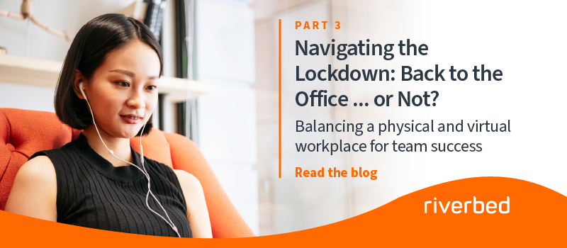 Navigating the Lockdown Part 3: Back to the Office…or Not?