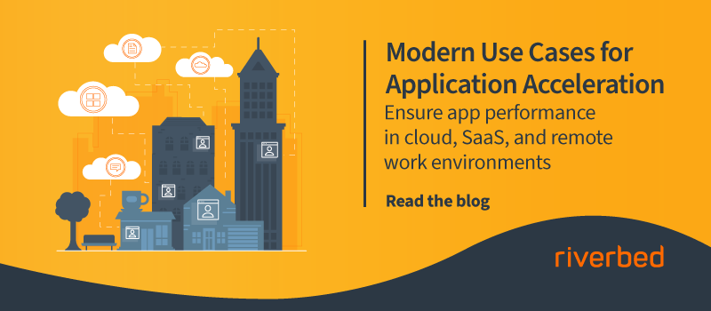 Modern Use Cases for Application Acceleration