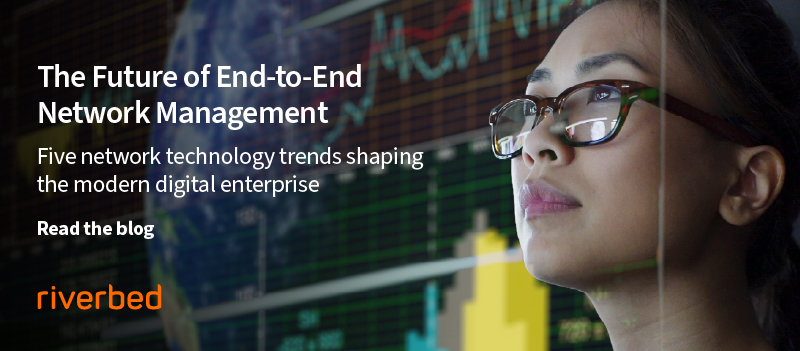 The Future of End-to-End Network Management