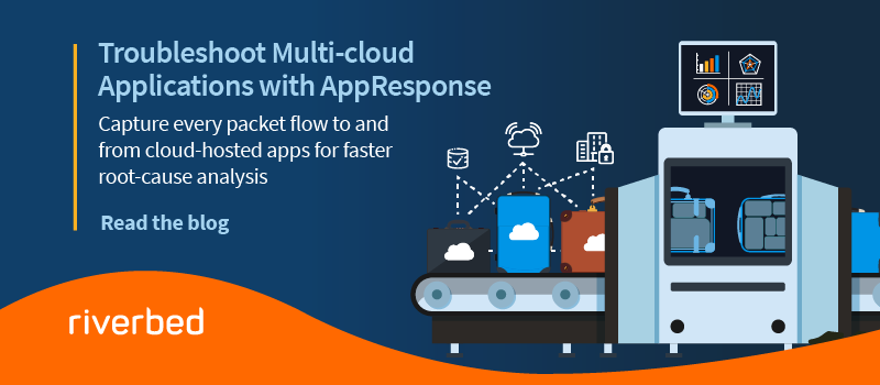 Troubleshoot Multi-cloud Applications with AppResponse