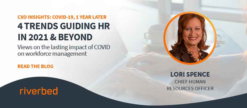 4 Trends Guiding HR in 2021 and Beyond