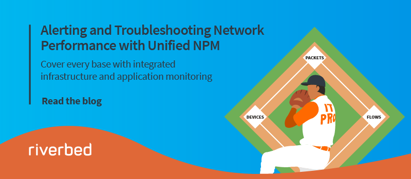 Alerting and Troubleshooting Network Performance with Unified NPM