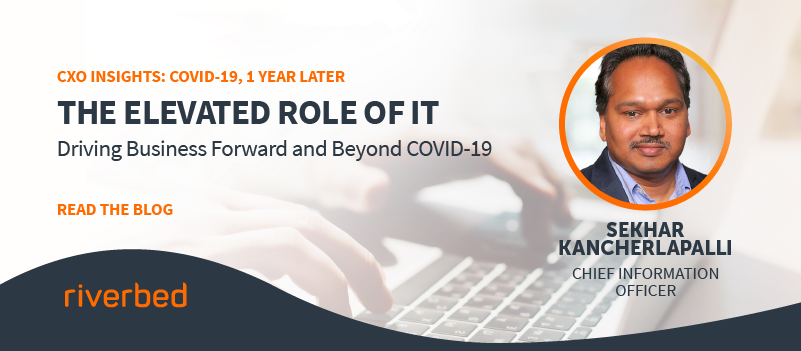 The Elevated Role of IT: Driving Business Forward and Beyond COVID-19